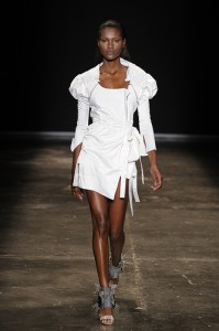 Desfile do Jefferson Kulig no SPFW