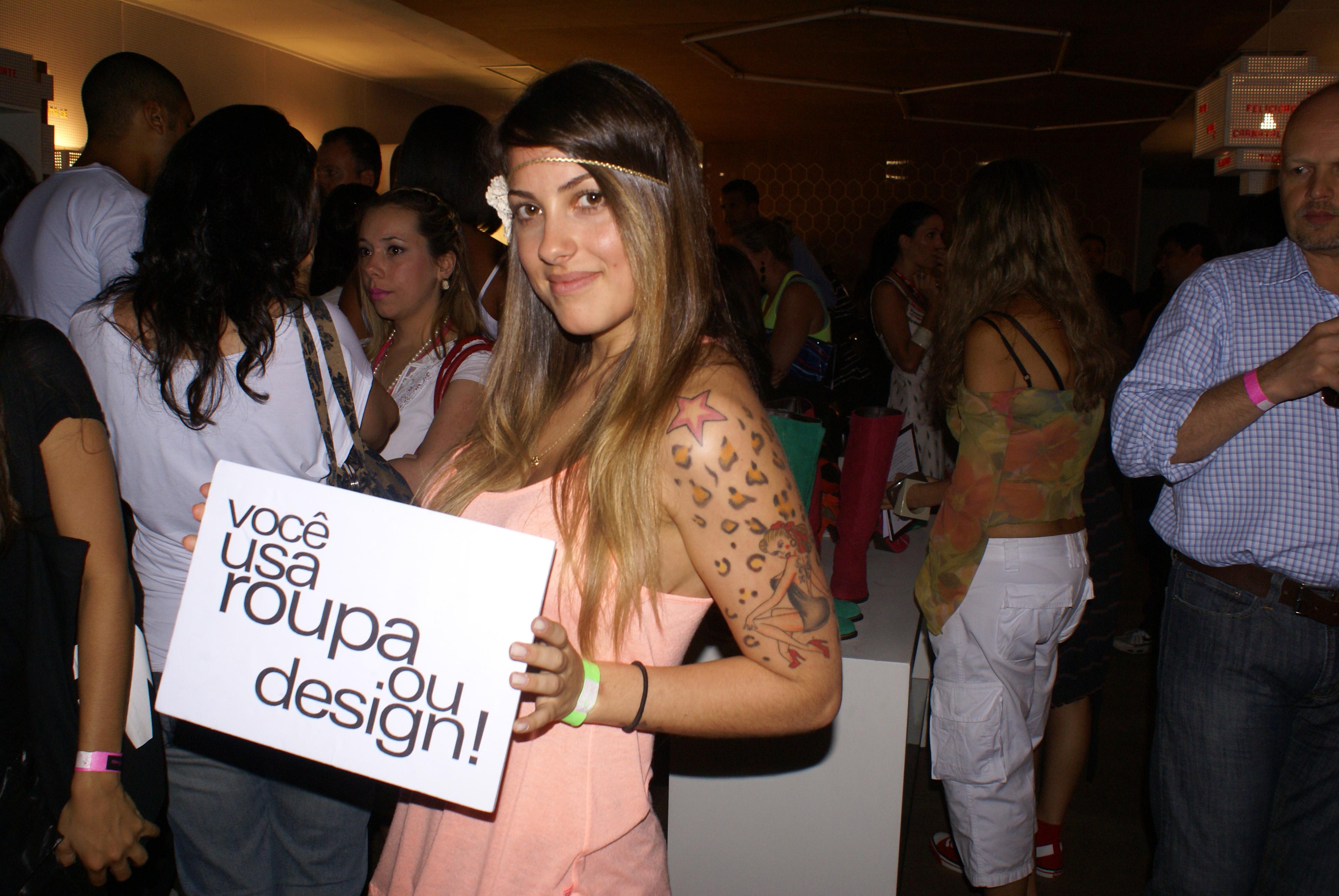 Você usa roupa ou design!?!