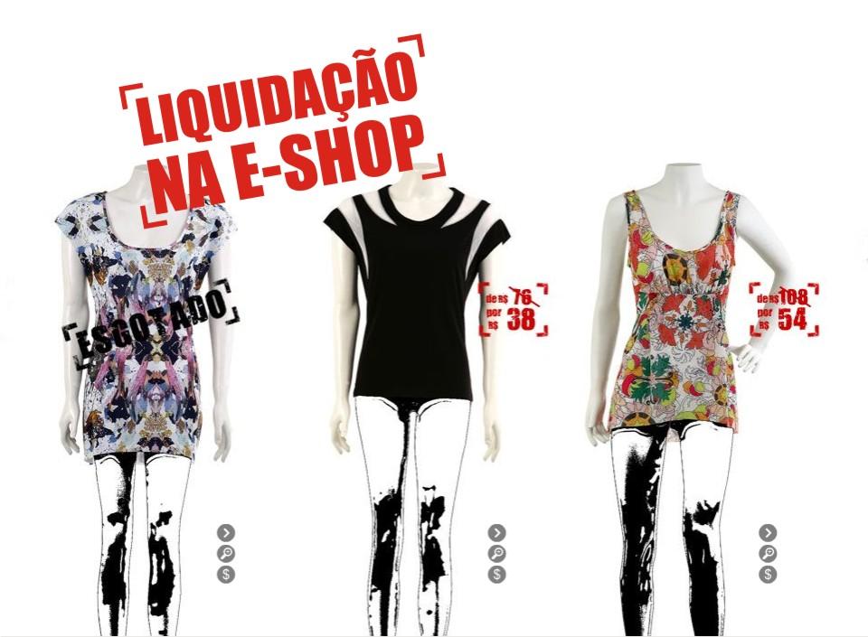 E-shop Liquidação
