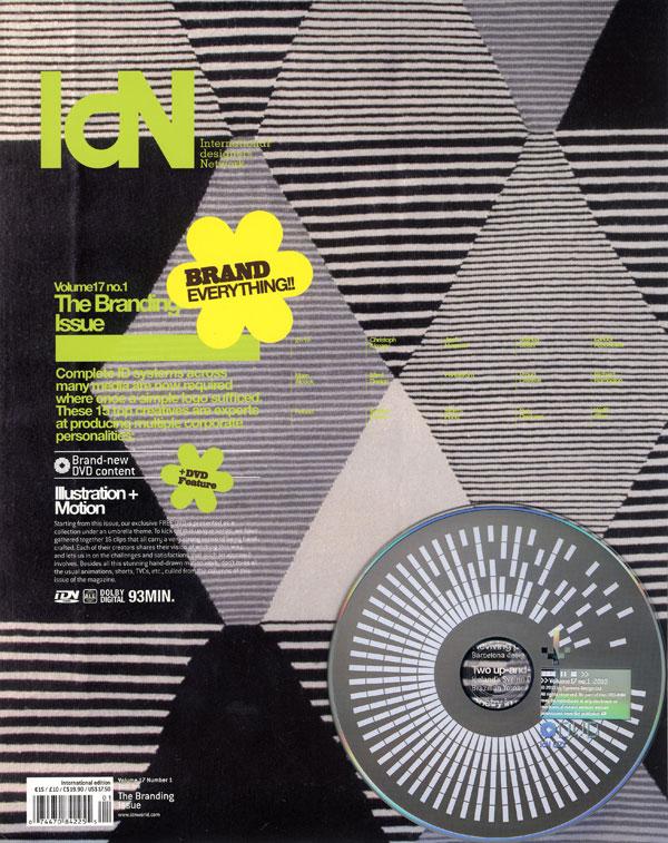 Revista Cover