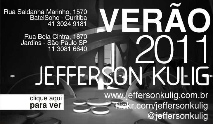 Jefferson Kulig - Catálogo Virtual Coleção Verão 2011