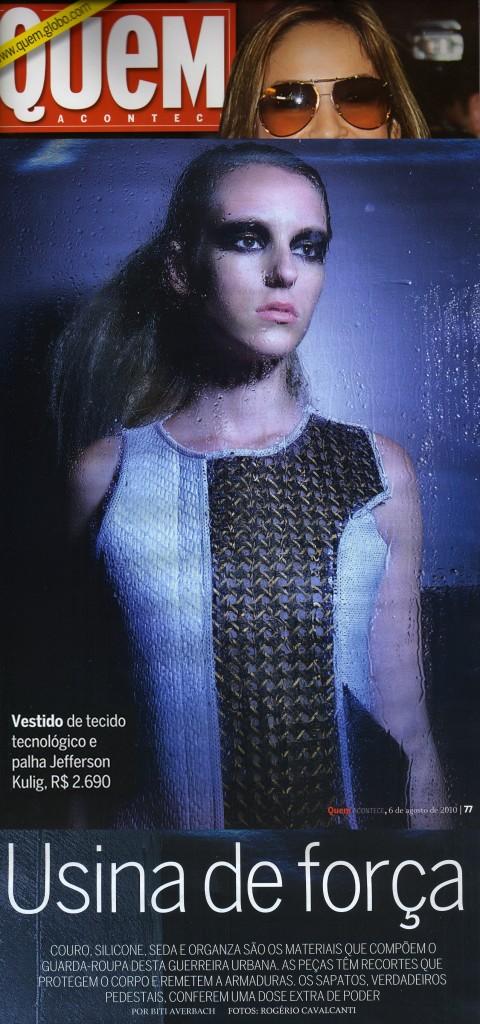 Jefferson Kulig - Revista Quem Agosto 2010