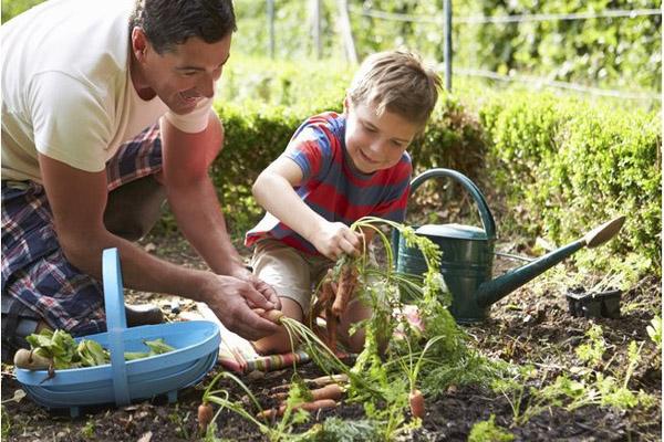 Ensinar as crianças amar a Natureza é uma tarefa importante