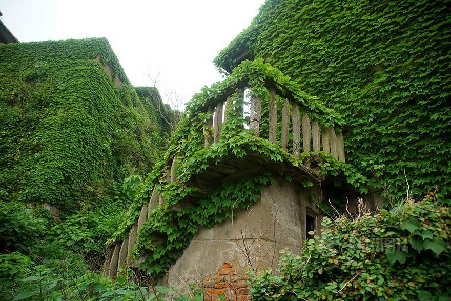 vila-chinesa-abandonada-engolida-pela-natureza-blog-usenatureza