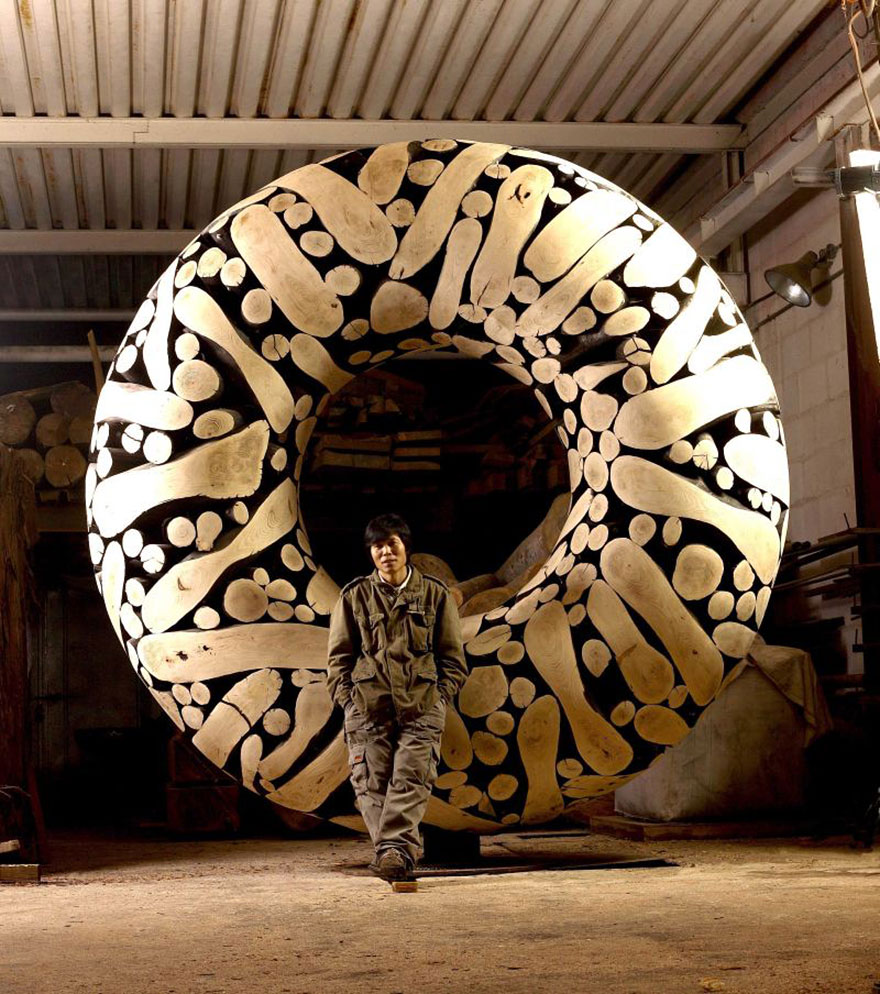 artista-cria-esculturas-com-troncos-de-arvore-descartadas-jae-lee-blog-usenatureza
