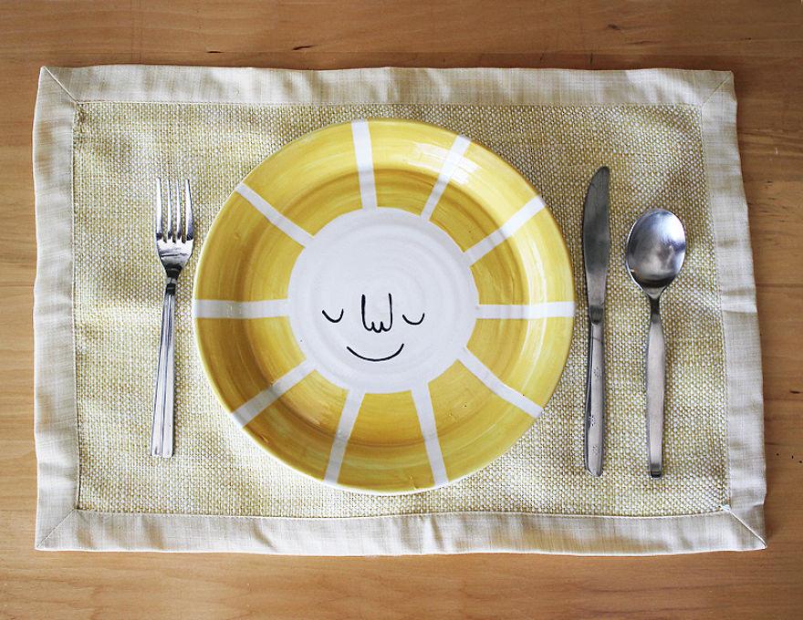 ceramicas-para-alegrar-o-dia-a-dia-prato-sol-blog-usenatureza