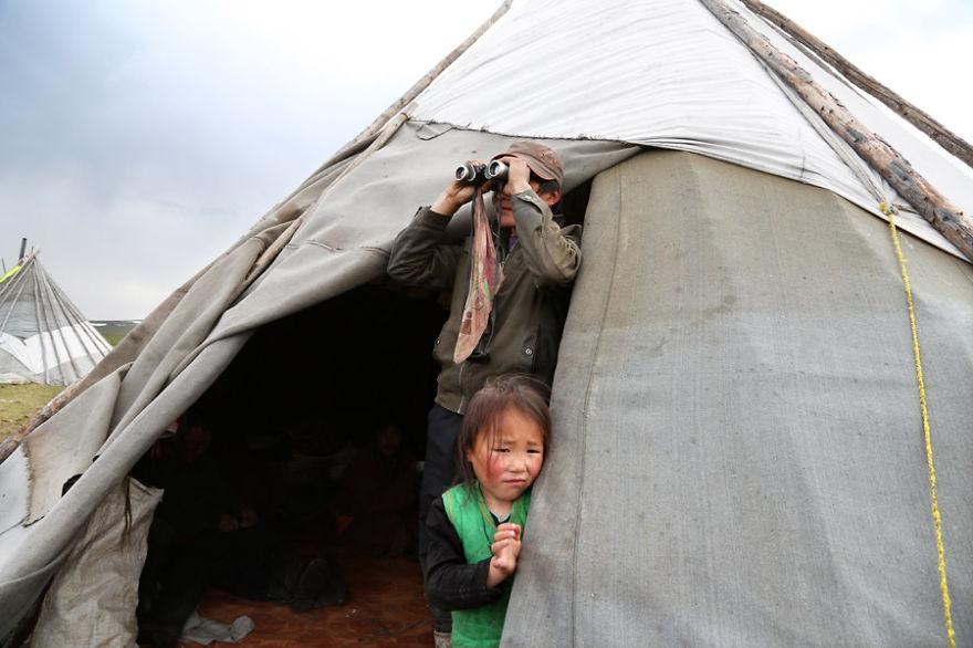 nomades-da-mongolia