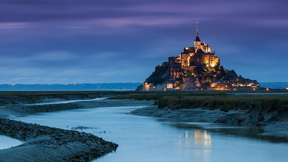 Mont-Saint-Michel-bahia