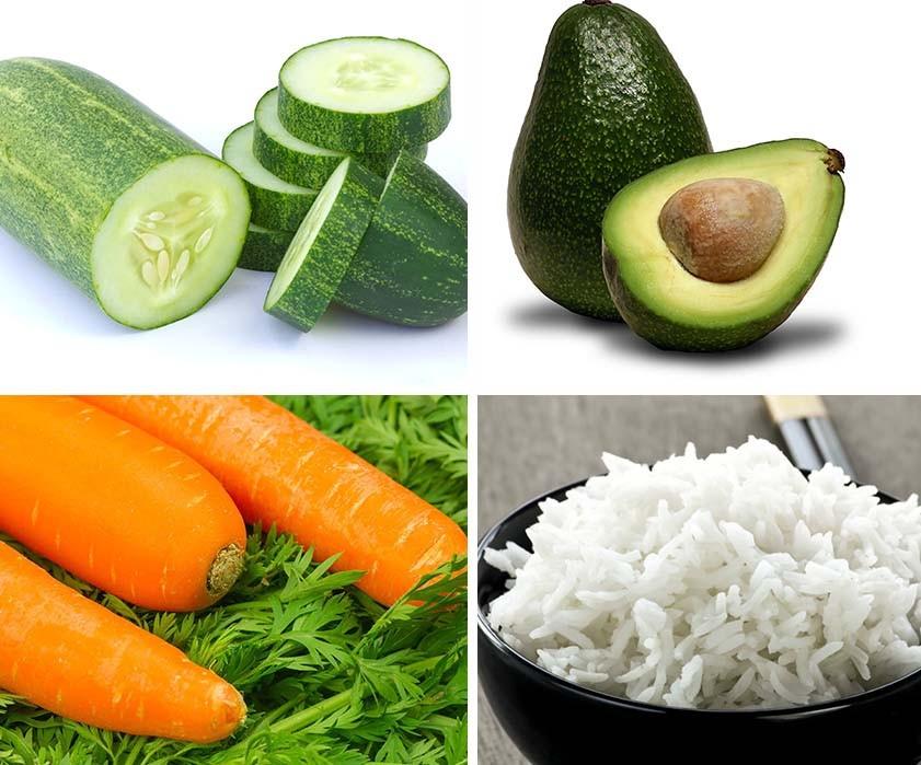 ingredientes-receita-de-sushi