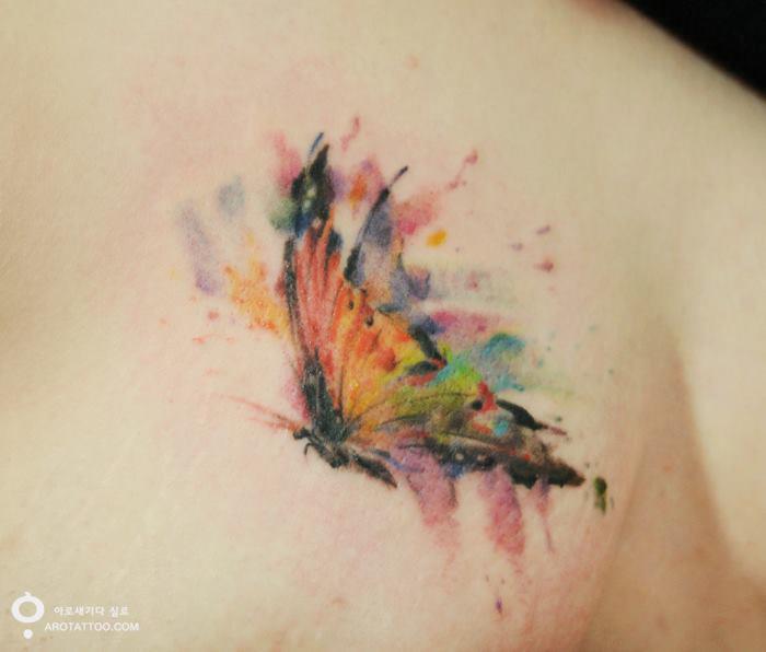 tatuagens-florais-parecem-pinturas-em-aquarela-blog-usenatureza