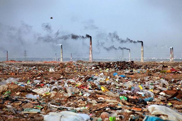 POLUIÇÃO DO AR MATA MAIS DO QUE COCAÍNA