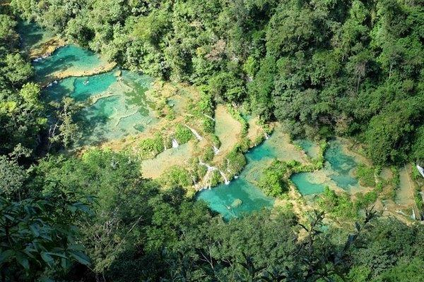 UMA BELEZA NATURAL ESCONDIDA NA GUATEMALA